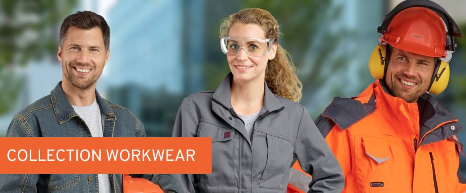 COLLECTION WORKWEAR